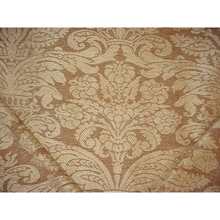Brunschwig Et Fils Br-89430 Barnstable Chenille Brown Upholstery Fabric - 3-5/8y For Sale