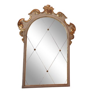 19th Century Italian Neoclassical Mirror For Sale