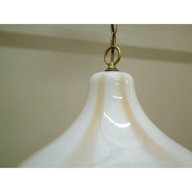 Vistosi Large Italian Pendant Fixture For Sale - Image 5 of 8
