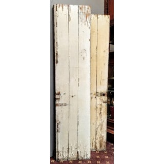 19th Century French Haussmannienne Double Panel Doors - a Pair #2 Preview