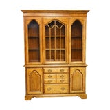 Image of Late 20th Century Vintage American of Martinsville French Country Style China Cabinet For Sale