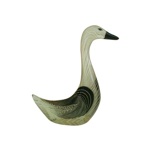 Abraham Palatnik Water Fowl Sculpture - Image 1 of 7