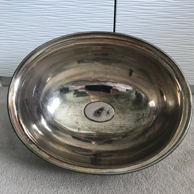 Antique Sterling Silver Serving Dome - Image 6 of 8