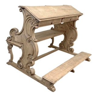 18th Century Dutch Prayer Bench For Sale