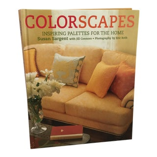 Colorscapes Book by Susan Sargent For Sale