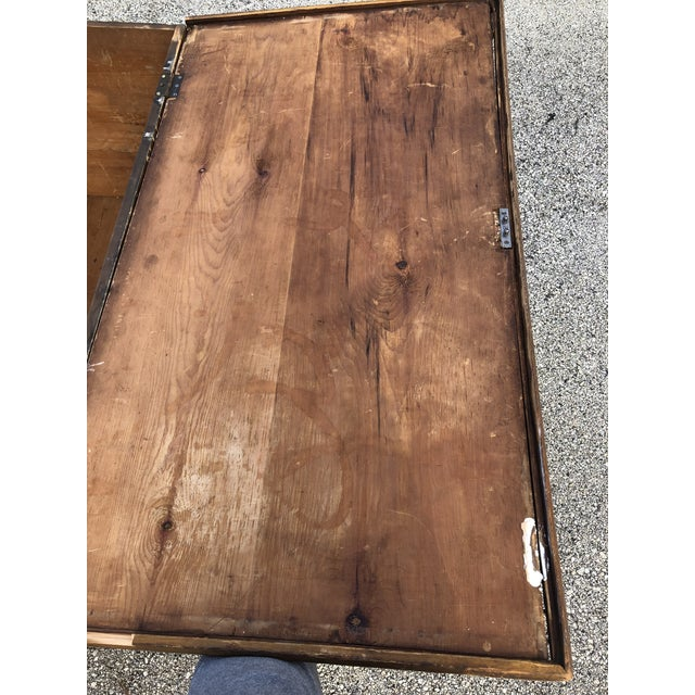 Late 19th Century Primitive Blanket Chest For Sale - Image 10 of 12