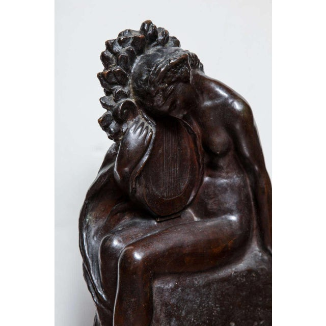 Art Deco Bronze by Amedeo Gennarelli For Sale - Image 4 of 9