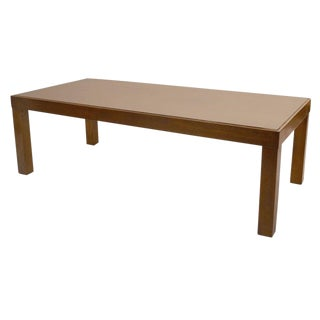 George Nelson / Herman Miller Rectangular Coffee Table For Sale