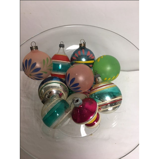 Vintage Assorted Glass Ornaments - Set of 12 - Image 5 of 6