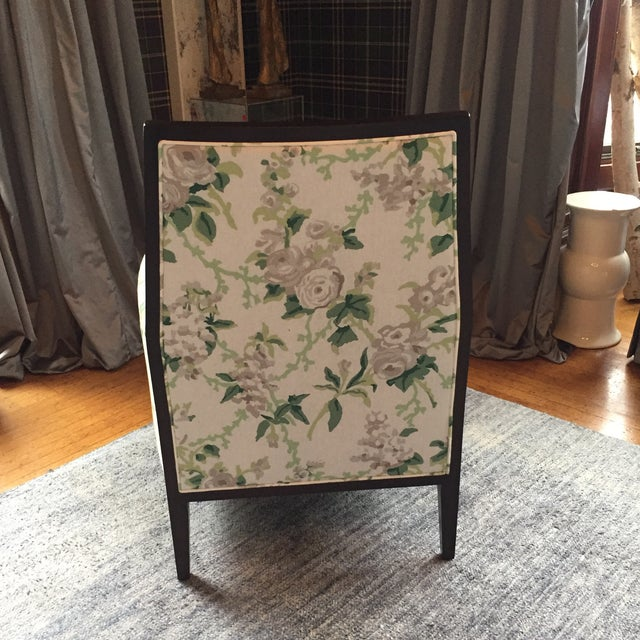 2010s Mt Transitional Club Chair For Sale - Image 5 of 7