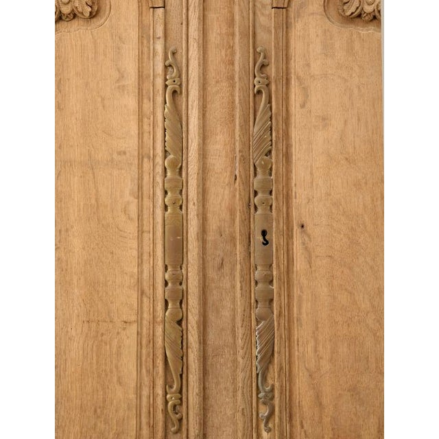 18th C. Antique French Oak Normandy Buffet - Image 3 of 10