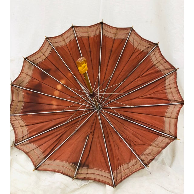 Antique Hercules Umbrella For Sale In Raleigh - Image 6 of 7