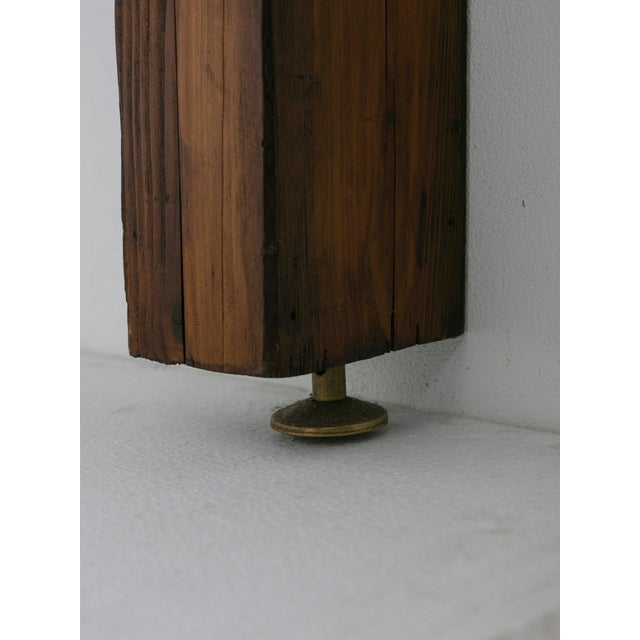 Brass Italian 60s Modular Bookcase For Sale - Image 7 of 9