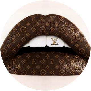 """Giuliano Bekor """"Lips 3d Louis Vuitton L2"""" For Sale"""