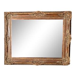 1990s Italian Ornate Wall Mirror For Sale