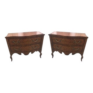 Thomasville Earnest Hemingway Collection Dressers - a Pair