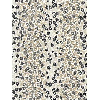 Scalamandre Bloom, Grisaille Fabric For Sale