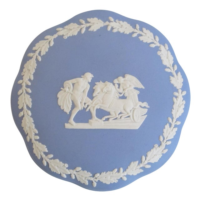 Wedgewood Trinket Box - Image 1 of 7
