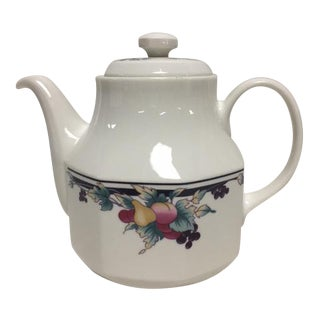 Royal Doulton Autumn's Glory Tea Pot For Sale