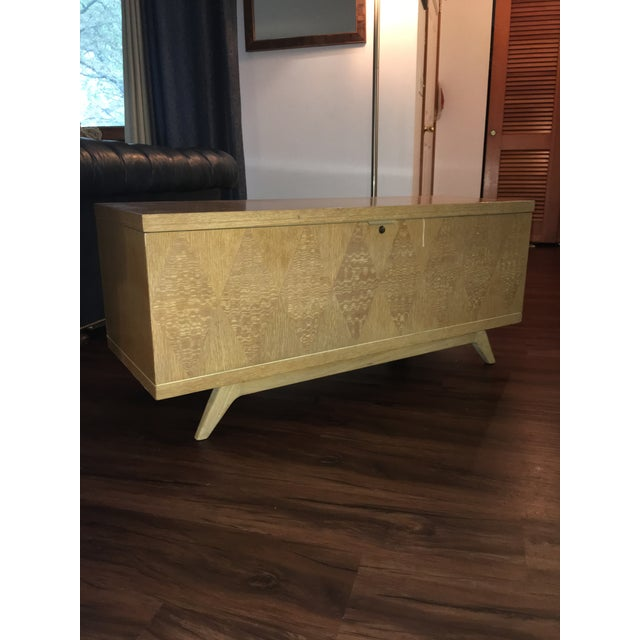 Wood Lane Mid Century Cedar Chest For Sale - Image 7 of 7