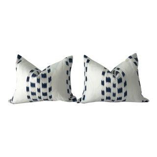 Schumacher Izmir Pillow Covers - a Pair For Sale