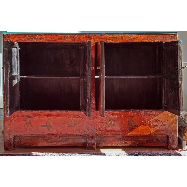 Chinese Storage Cabinet - Image 6 of 6