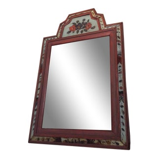 Early American Courting Mirror For Sale