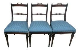 Image of George Hepplewhite Dining Chairs