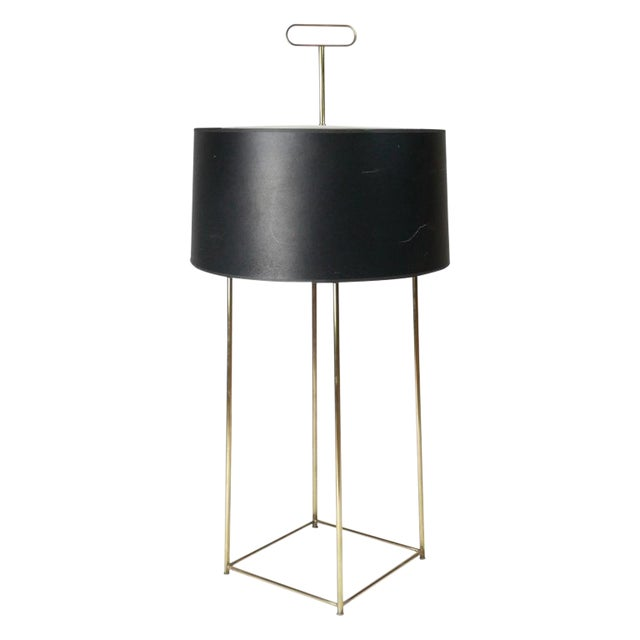Tommi Parzinger Originals Model 19 Table Lamp in Brass For Sale