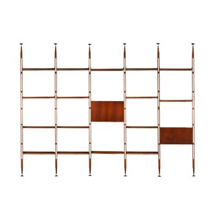 Modular Bookcase by Franco Albini, Italy, 1957 For Sale