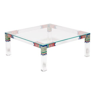 Summer Palace Low Table by July Zhou For Sale