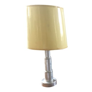 Machine Age Von Nessen Pattyn Style Deco Desk Lamp For Sale