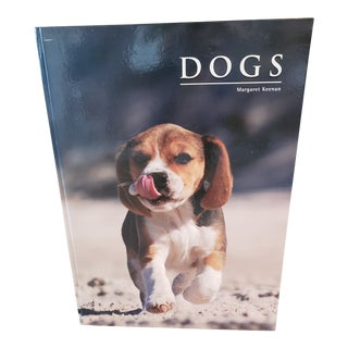 Vintage Dog Coffee Table Book For Sale