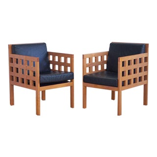 Pietro Constantini Lattice Chairs For Sale