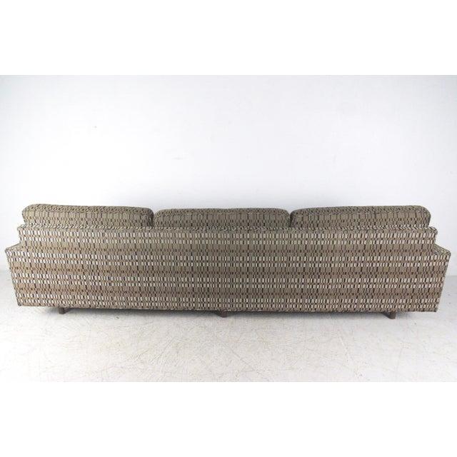 Gray Harvey Probber Mid-Century Sofa For Sale - Image 8 of 11