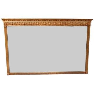 Louis XVI Gilt Mirror For Sale