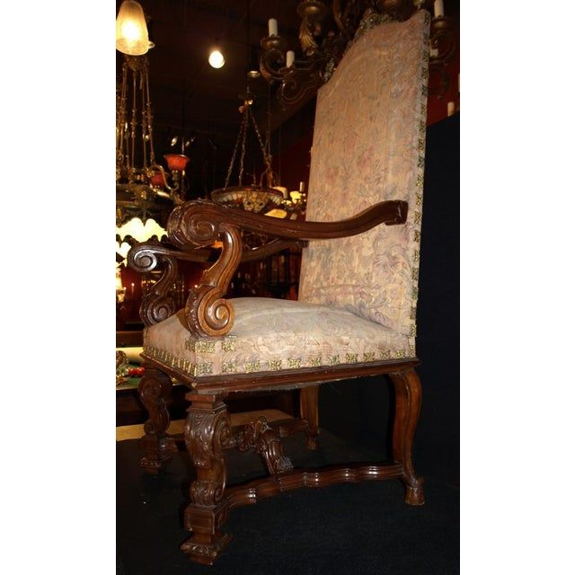 Antique Armchairs - Image 6 of 9