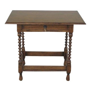 Banks Coldstone Oak Derbyshire Table For Sale