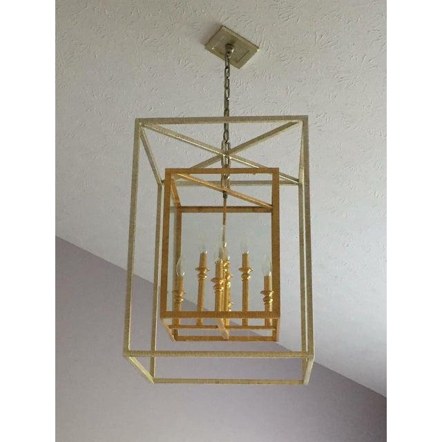 troy lighting morgan chandelier chairish