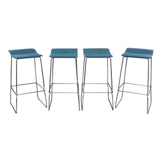 "Set of 4 ""Last Minute"" Bar Stools by Coelessse"