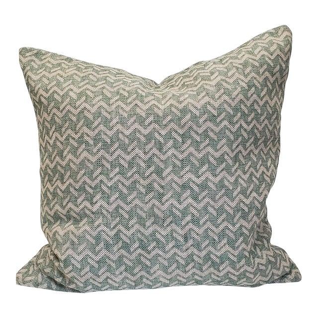 Custom Fermoie Chiltern Pillow For Sale