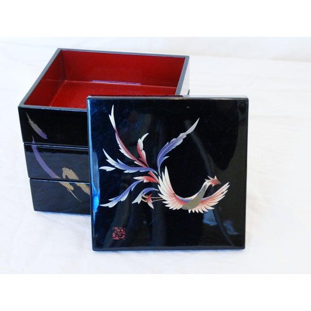 Japanese Yamamoto Kansai Lacquered Box - Image 2 of 5