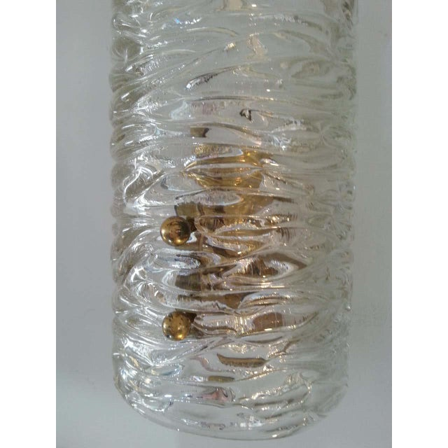 Mid-Century Modern Murano Kalmar Sconces - a Pair For Sale - Image 9 of 10