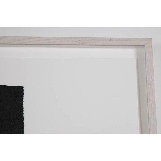 "Modern Richard Serra Work on Paper ""Leo"", From ""Leo Castelli 90th Birthday Portfolio"" For Sale - Image 3 of 10"