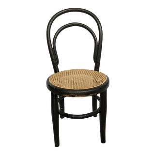 Thonet-Style Children's Chair For Sale