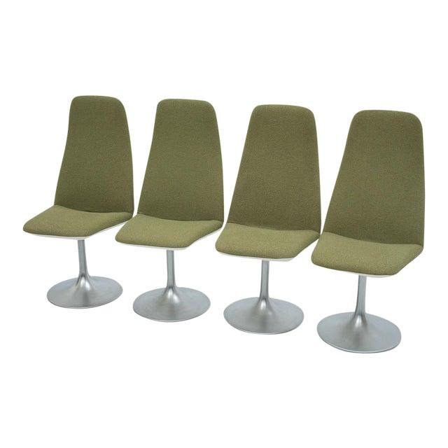 Johanson Design Viggen Chairs - Set of 4 - Image 1 of 11