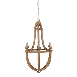 Bali Hanging Pendant Light For Sale