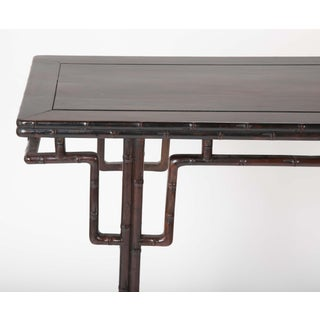Chinese Rosewood Altar Table Preview