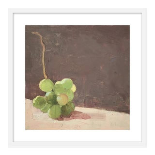 "Medium ""Green Grapes"" Print by Caitlin Winner, 23"" X 23"" For Sale"