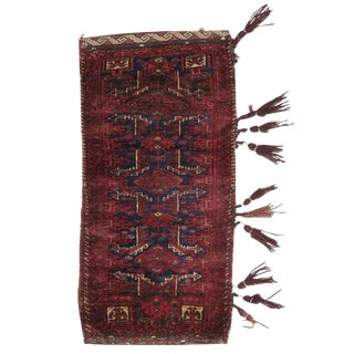 "Baluch ""Balisht"" Tribal Bag For Sale"
